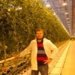 Contributing to the region's self-sufficiency in vegetable production