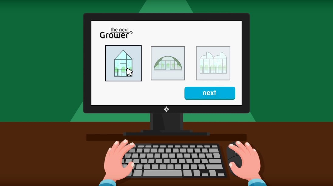 The Next Grower is a new online tool developed by Hoogendoorn.