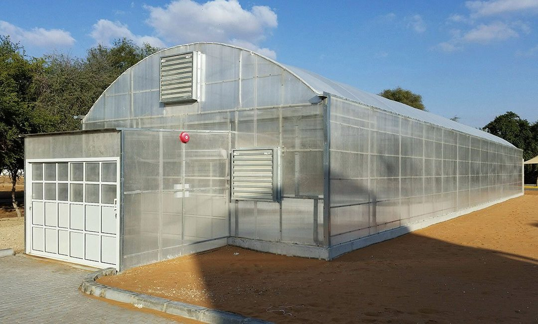 Wageningen University tests water conservation technology in the Middle East