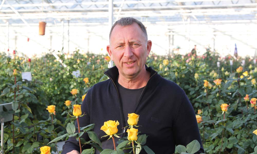 An innovative spray cabin has been developed which produces a fine, electrically charged spray mist. This provides highly homogeneous crop coverage and good pest control results with a very small quantity of spray solution.
