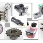 Van der Waay web shop for parts