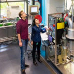 Concentrated CO2 gives algae growth spurt