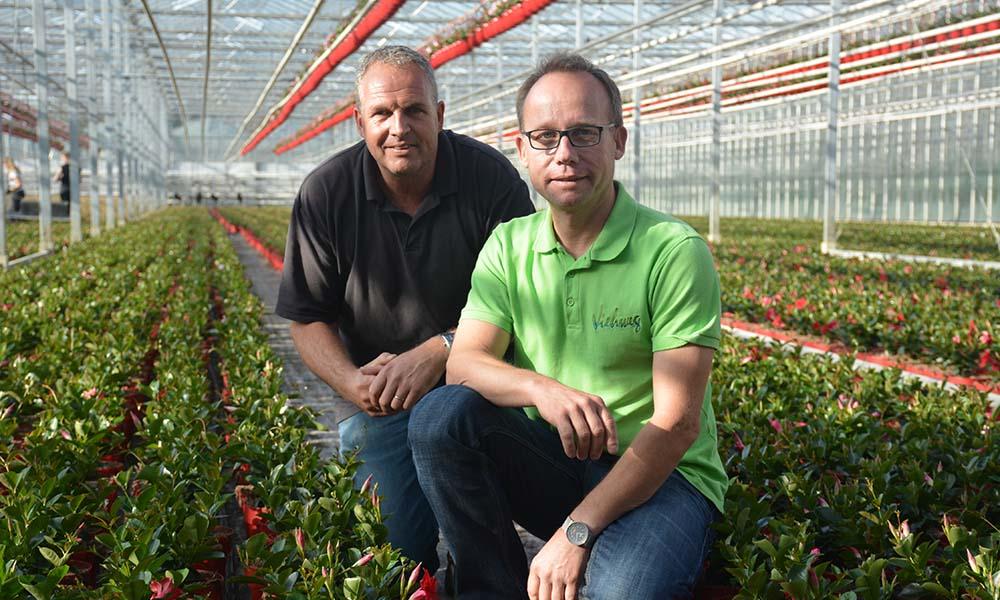 Antoine Hoeijmakers en Thomas Viehweg