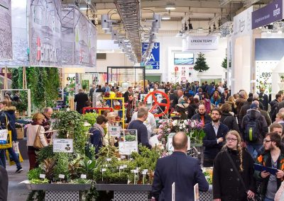 IPM Essen and Fruit Logistica in Berlin are the world's leading trade fairs in ornamentals and fruit and vegetables.