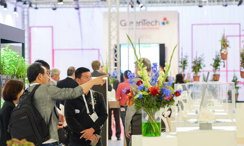 Wide-ranging seminars, innovations and new pavilions at GreenTech