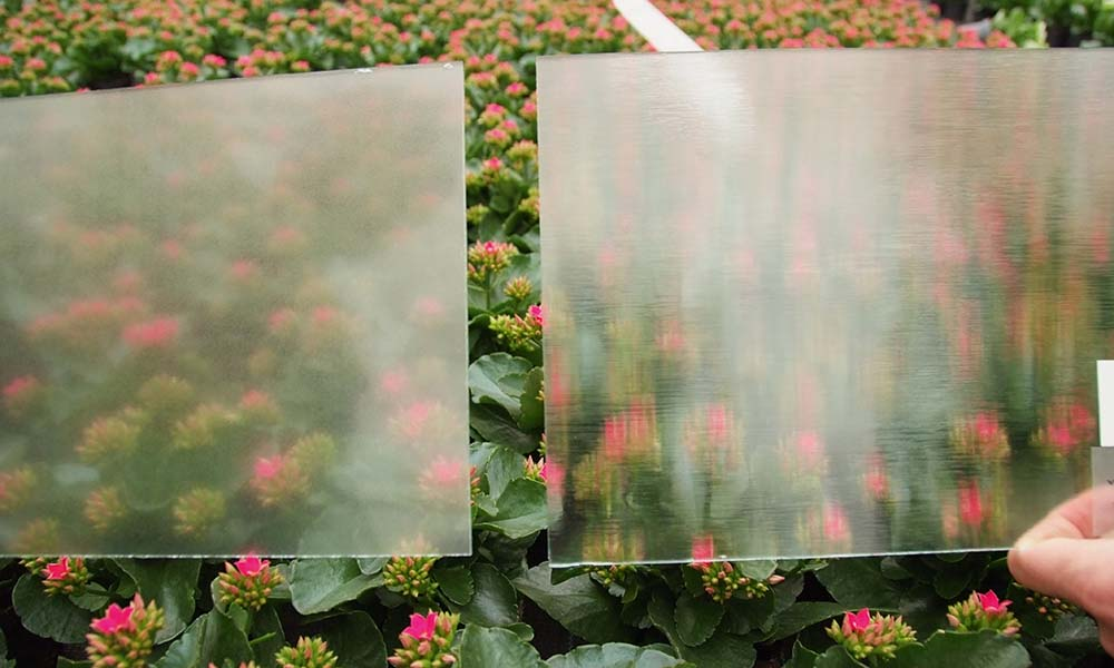 Manufacturers offer a wide range of glass types. The question is how growers are supposed to choose if they don't have enough data on their own crops.
