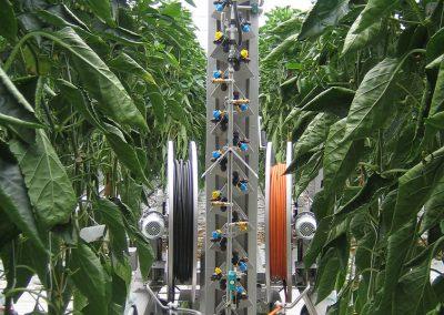 Poor maintenance can slash life span of spray robot by half