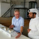 Reducing water usage in Saudi Arabian horticulture